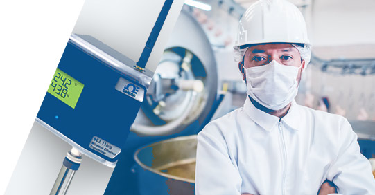 Wireless Solutions Increase Product Safety in the Food and Personal Care Industry