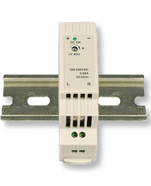 Low Profile DIN Rail